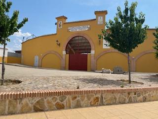 Plaza de toros de Cenicientos