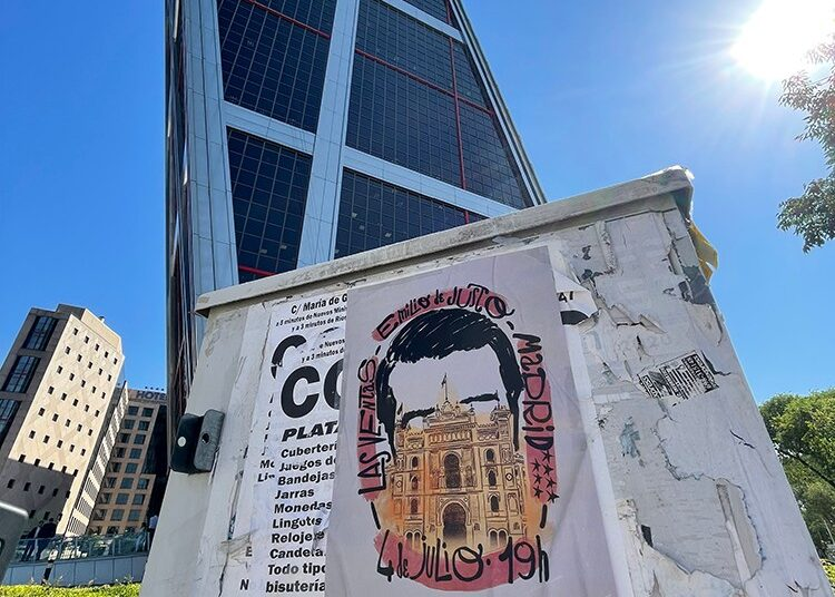 Madrid, Emilio de Justo, Las Ventas, Corrida de la Cultura