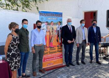 Manuel Amador presenta oficialmente el gran cartel de triunfadores de Manzanares