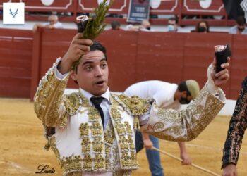 Mario Navas, triunfador en Constantina al cortar dos orejas en la II Selección