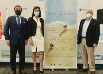 Santander, Feria de Santiago, José María Garzón, Gema Igual, Indalecio Sobrino