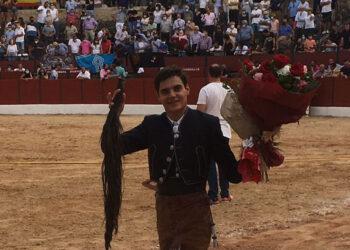 Sergio Pérez, en El Burgo de Osma