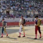La alternativa de Solera, con Morante, Aguado y los toros de La Quinta, al detalle (Directo: Arles)