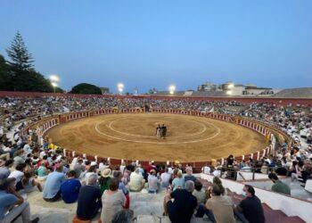 Paseíllo plaza de toros de Fuengirola