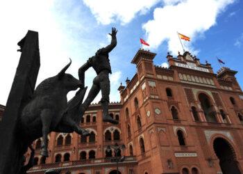 Exterior de la plaza de Las Ventas de Madrid I André Viard