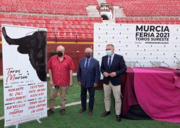 Murcia, Ángel Bernal, carteles