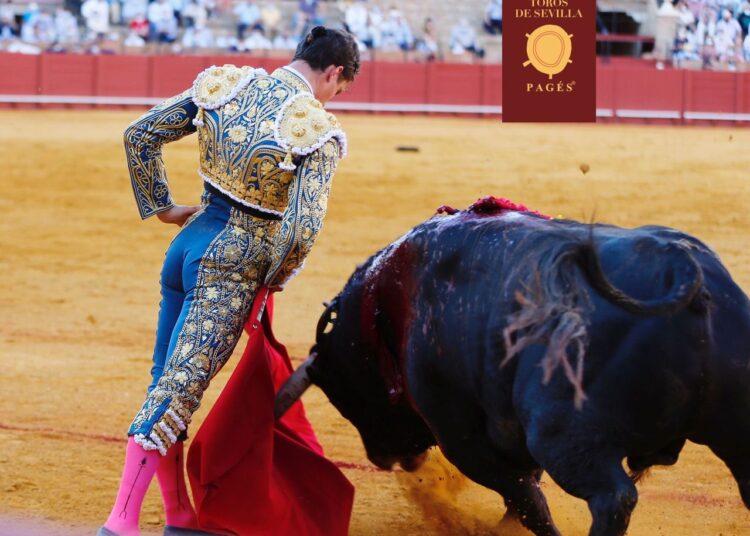 Sevilla, Feria de San Miguel, Antonio Ferrera, Miguel Ángel Perera, Daniel Luque, Fuente Ymbro