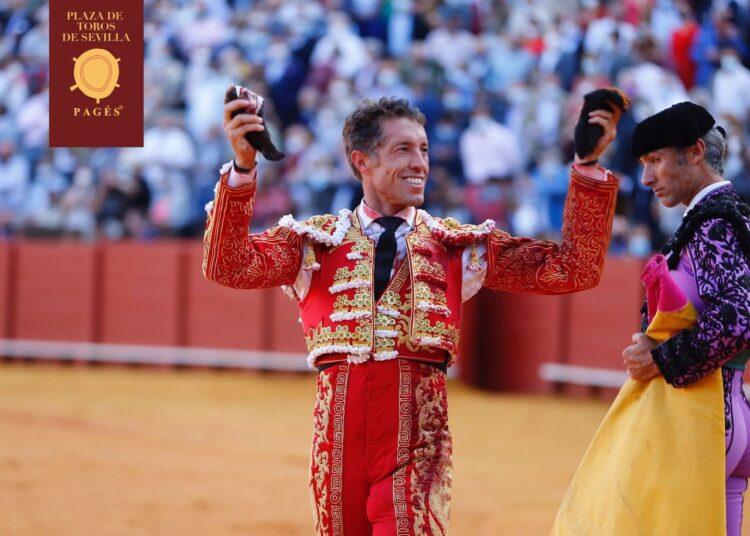 Sevilla, Feria de San Miguel, Miura, Pepe Moral, Morante de la Puebla, Manuel Escribano