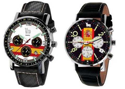 c5a0355a9865 La colección Raíces de Toro Watch exhibe los colores de la bandera española  en la esfera con gran ...